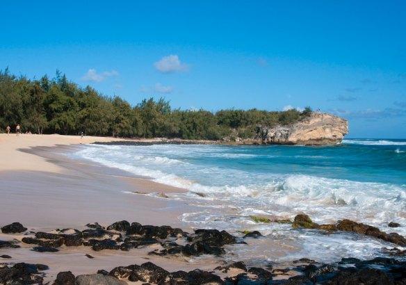 Photo of Shipwrecks' Beach, courtesy of Poipubeach.org.