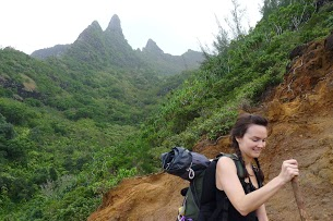 The Kalalau trip came at a rough time for me and helped me re-focus and re-align my priorities