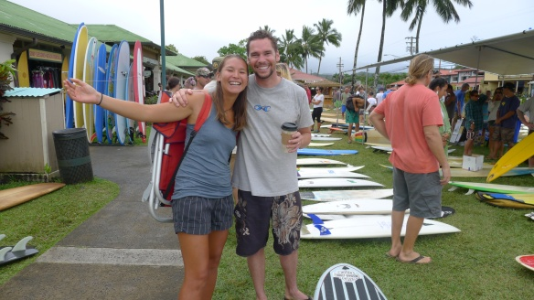 Swapmeet, Hawaii-style